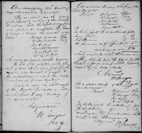 Volume 1, Minutes of the Committee of Ways and Means, page 51-52, February 6, March 7 and April 3, 1815