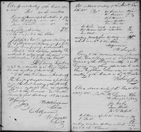 Volume 1, Minutes of the Committee of Ways and Means, page 53-54, April 10, June 6 and November 7, 1815