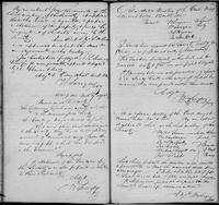 Volume 1, Minutes of the Committee of Ways and Means, page 55-56, November 7 (continued) and December 5, 1815, and February 6, 1816