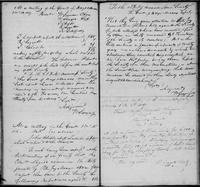 Volume 1, Minutes of the Committee of Ways and Means, page 59-60, January 19 and February 6, 1817