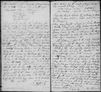 Volume 1, Minutes of the Committee of Ways and Means, page 63-64, September 3 and November 4, 1817