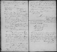 Volume 1, Minutes of the Committee of Ways and Means, page 65-66, January 12 and March 28, 1818