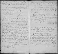 Volume 1, Minutes of the Committee of Ways and Means, page 69-70, January 9, March 20 and May 21, 1819