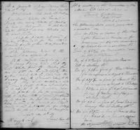 Volume 1, Minutes of the Committee of Ways and Means, page 71-72, July 13, 1819 and January 10, 1820