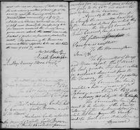 Volume 1, Minutes of the Committee of Ways and Means, page 77-78, April 8 (continued) and July 6, 1820