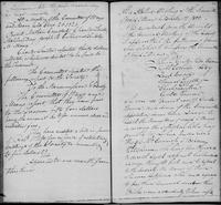 Volume 1, Minutes of the Committee of Ways and Means, page 81-82, April 2, 1821 and March 12, 1822