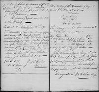 Volume 1, Minutes of the Committee of Ways and Means, page 101-102, July 10 (continued) and October 10, 1826