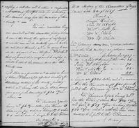 Volume 1, Minutes of the Committee of Ways and Means, page 111-112, February 22, 1827 (continued) and April 9, 1827