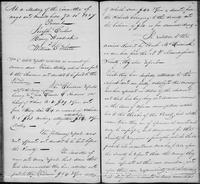 Volume 1, Minutes of the Committee of Ways and Means, page 115-116, July 10, 1827