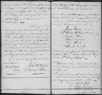 Volume 1, Minutes of the Committee of Ways and Means, page 121-122, January 8 (continued) and January 31, 1828