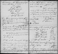 Volume 1, Minutes of the Committee of Ways and Means, page 123-124, April 8 and July 8, 1828