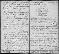 Volume 1, Minutes of the Committee of Ways and Means, page 125-126, July 8 (continued) and November 11, 1828