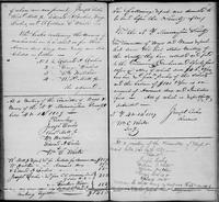 Volume 1, Minutes of the Committee of Ways and Means, page 129-130, February 28 (continued), April 14 and July 14, 1829