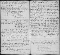 Volume 1, Minutes of the Committee of Ways and Means, page 135-136, February 11 (continued), April 13 and July 18, 1830