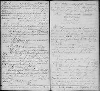 Volume 1, Minutes of the Committee of Ways and Means, page 137-138, July 13, 1830 (continued) and January 11, 1831