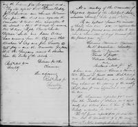 Volume 1, Minutes of the Committee of Ways and Means, page 139-140, January 11, 1831 (continued) and April 5, 1832