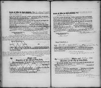 Volume 2, Register of Manumissions of Slaves in New York City, June 18, 1816-May 28, 1818, page 114-115