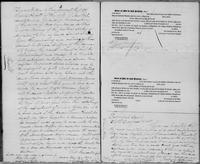 Volume 3, Indentures, 1809-1829. Register of manumissions and indentures, page [130]-[131]