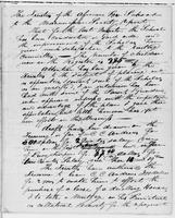 Volume 5, Minutes of meetings, records, and reports of committees. [Report of the trustees of the African Free School, November 10, 1818], page [1]