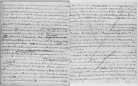 Volume 5, Minutes of meetings, records, and reports of committees. [Miscellaneous drafts, 1818], page [6]-[7]