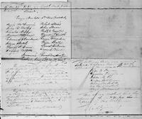 Volume 5, Minutes of meetings, records, and reports of committees. [Miscellaneous drafts, 1818], page [14]-[15]