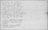Volume 5, Minutes of meetings, records, and reports of committees. Letter from John Kenrick. 1817, page [2]-[3]