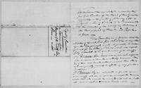 Volume 5, Minutes of meetings, records, and reports of committees. Report of Committee on Resolutions affecting Members of the Society holding slaves - no date page [1] and [4]
