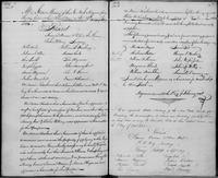 Volume 9, Minutes of the Manumission Society of New-York, page 90-91, January 18, 1803-February 1, 1803