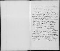 Volume 11, Minutes of the Standing Committee, page [267]-[268], notes on individual cases, November 8, 1825, December 9, 1825, and January 9, 1826