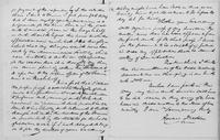 Volume 11, Minutes of the Standing Committee, page [273]-[274], Horace Dresser letter, New York, to William H. Seward, January 29, 1841, page [2]-[3]