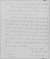 Volume 11, Minutes of the Standing Committee, page [277]-[278], copy of John A. Collier letter to William H. Seward, February 3, 1841, page [2]