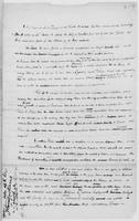 Volume 11, Minutes of the Standing Committee, page [279]-[280], Rufus King draft of speech, 1820, page [1]