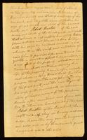 [Bill of Sale between John McMillen, Elizabeth McMillen, and Robert Houston]