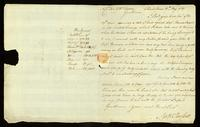 [Letter from Nathaniel Russell to Messrs Saml. & Wm. Vernon]