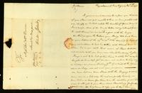 [Letter from John Thornton & Co. to Messrs. Saml. & Wm. Vernon]
