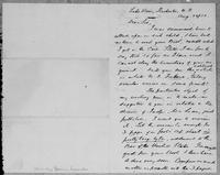 [Letter from Lewis Tappan to Lysander Spooner]