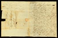 [Letter David Cooper and Francis Mairez to Messrs. Samuel & William Vernon]