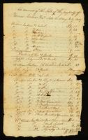 Sale of the property of Thomas Jenkins