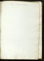 "Vol. 1, """"List of managers 1836 & 37"""" [blank]."