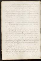 Vol. 1, minutes of January 13, 1837 board meeting.
