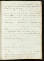 Vol. 1, minutes of March 10, 1837 board meeting; minutes of the March 17, 1837 board meeting.