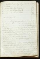 Vol. 1, minutes of the April 7, 1837 board meeting.