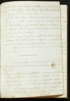 Vol. 1, minutes of the April 7, 1837 board meeting [continued]; minutes of the May 12, 1837 board meeting.