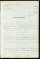 Vol. 1, minutes of the April 12, 1839 board meeting [continued]; minutes of the May 10, 1839 board meeting.