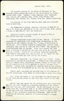 Vol. 14, minutes of the August 14, 1936 board meeting.
