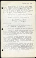 Vol. 14, minutes of the November 13, 1936 board meeting.