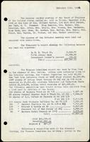 Vol. 14, minutes of the December 11, 1936 board meeting.