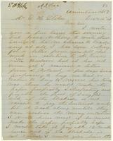 [Letter from A. J. Rux to E. H. Stokes]