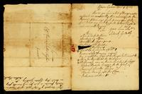 [Letter from Patrick Gellatly to Capt. Thomas Teakle Taylor]