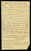 [Letter from Gardner & Dean to Mess. Phillips & Gardner]